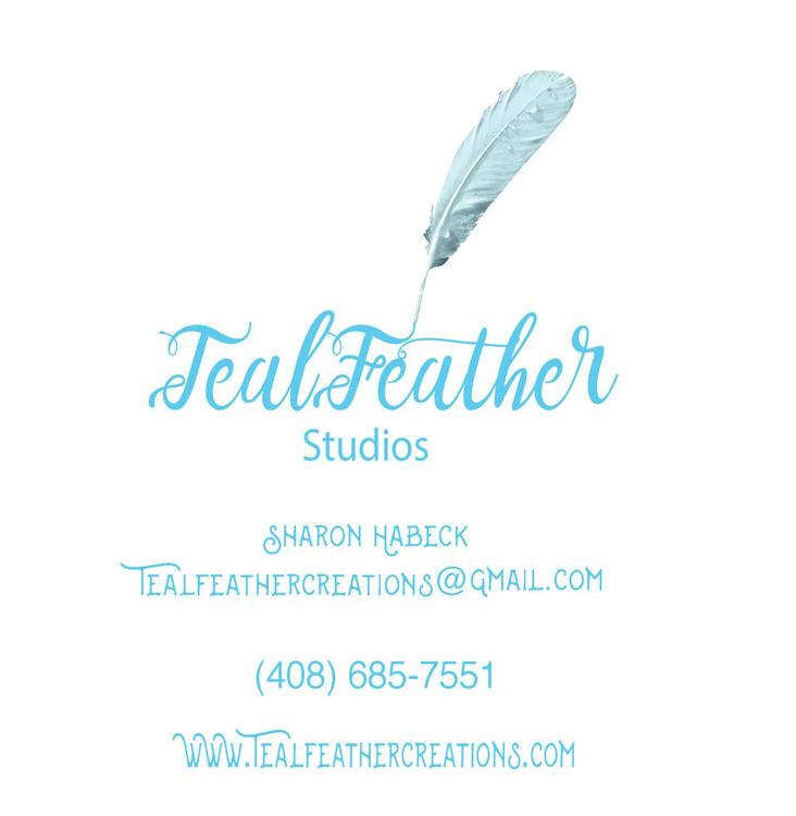 Teal Feather Creations Portfolio